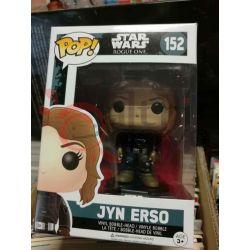 Jyn Erso (tuta nera) 152   POP Funko Action Figure