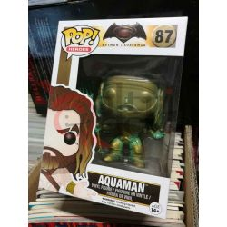 Aquaman 87   POP Heroes Funko Action Figure