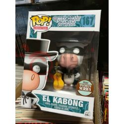 El Kabong 167   POP Animation Funko Action Figure