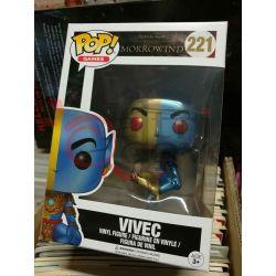 Vivec 221   POP Games Funko Action Figure