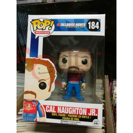 Cal Naughton Jr. 184   POP Movies Funko Action Figure