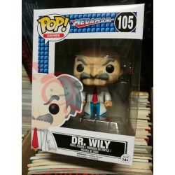 Dr. Wily 105   POP Games Funko Action Figure