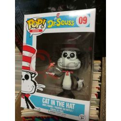 Cat in the hat 9   POP Books Funko Action Figure