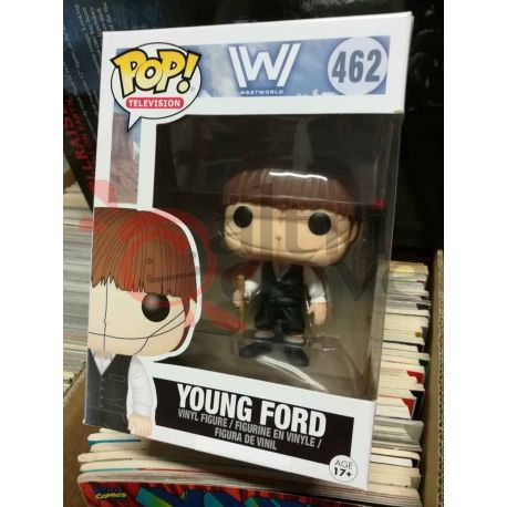 Young Ford 462   POP Television Funko Action Figure