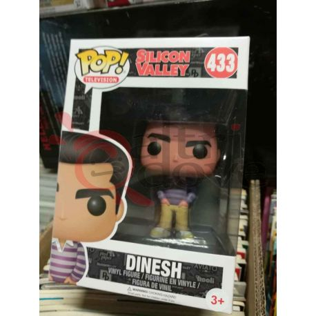 Dinesh 433   POP Television Funko Action Figure