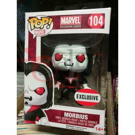 Morbius  104   POP Marvel Funko Action Figure