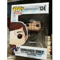 Unmasked Emily 124   POP Games Funko Action Figure