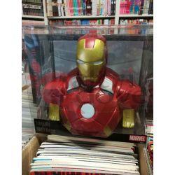 Iron Man mezzobusto salvadanaio h.cm.22    Marvel Semic Distribution Action Figure