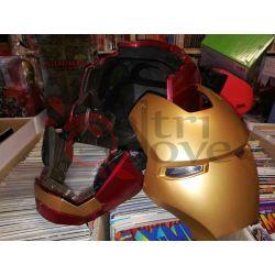 Iron Man Casco helmet (luci e suoni)    Legends Series Hasbro Cosplay