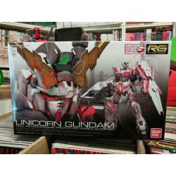 Unicorn Gundam Full Psycho-Frame Prototype Mobile Suit Rx-o 0216741-3800   GunPLa 1/144 Bandai Scatola Di Montaggio