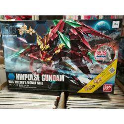 Ninpulse Gundam Nils Nielsen's Mobile Suit 0219543-2000   GunPLa 1/144 Bandai Scatola Di Montaggio