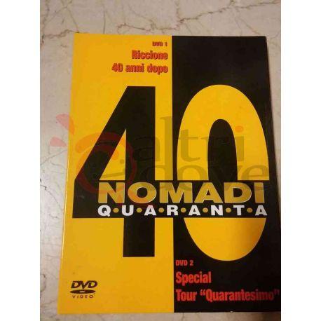 Nomadi - Quaranta Anni Dopo      DVD