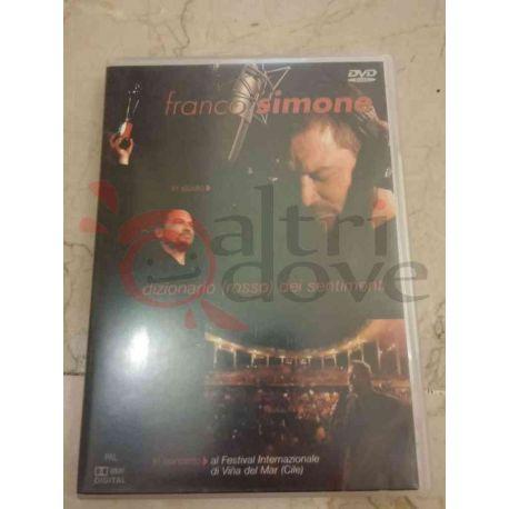 Franco Simone - Dizionario (rosso) Dei Sentimenti      DVD