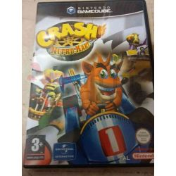 Crash Nitro Kart    Pal Nintendo Gamecube