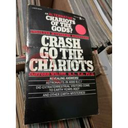 Crash go to the chariots  Clifford Wilson   Lancer books Romanzo