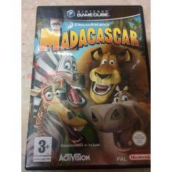 Madagascar    Pal Nintendo Gamecube