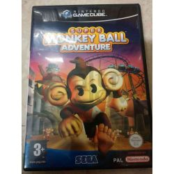 Super Monkey Ball Adventure    Pal Nintendo Gamecube