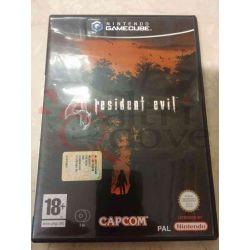 Resident Evil 4    Pal Nintendo Gamecube
