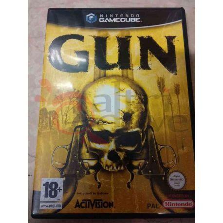 Gun    Pal Nintendo Gamecube