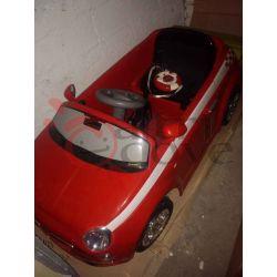 BABY CAR FIAT 500 R/C DELUXE VEICOLO A BATTERIA     Motorama Vintage