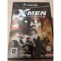 X-Men Legends 2 - L'era Di Apocalisse    Pal Nintendo Gamecube