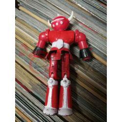 Robottino vintage metallo e plastica Rosso    Giocattoli Honk Kong Vintage