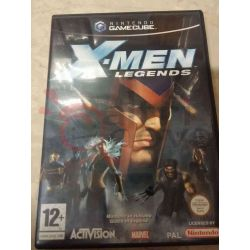X-Men Legends    Pal Nintendo Gamecube