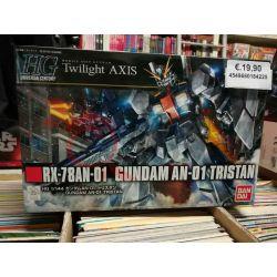 RX-78AN-01 Gundam AN-01 Tristan 0218422-1500   GunPLa 1/144 Bandai Scatola Di Montaggio