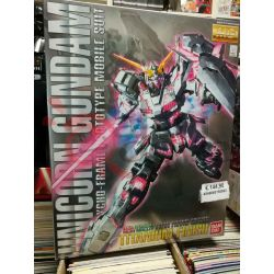 Unicorn Gundam Full Psyco-Frame Prototype Mobile Suit Red/Green Twin Frame Ed. Titanium 0215089-120000   GunPLa 1/100 Bandai Sca