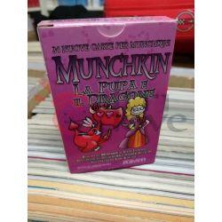 Munchkin La Pupa e il Dragone     Raven Cardgame