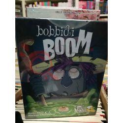 Bobbidi BOOM  ALBINI Guido/CHIACCHIERA Martino   Fever Games Boardgame