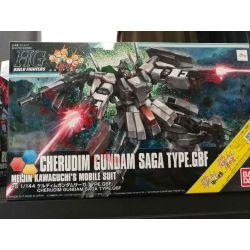 Cherudim Gundam Saga Type.GBF Meijin Kawaguchi's Mobile Suit 0220705-1800   GunPLa 1/144 Bandai Scatola Di Montaggio