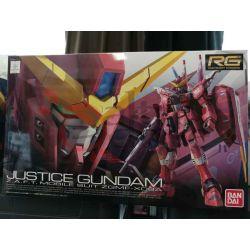Justice Gundam Z.A.F.T. Mobile Suit ZGMF-X09A 0176512-2500   GunPLa 1/144 Bandai Scatola Di Montaggio