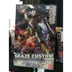 Graze Custom 0207593-3000   GunPLa 1/100 Bandai Scatola Di Montaggio