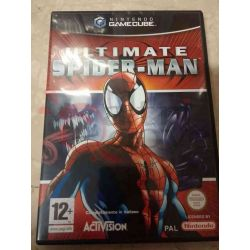 Ultimate Spider-Man    Pal Nintendo Gamecube
