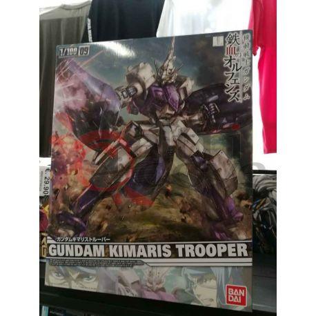 Gundam Kimaris Trooper 0207594-3000   GunPLa 1/100 Bandai Scatola Di Montaggio