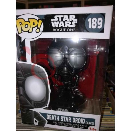 Death Star Droid (Black) 189   POP Funko Action Figure