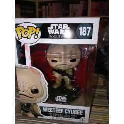 Weeteeff Cyubee 187   POP Funko Action Figure