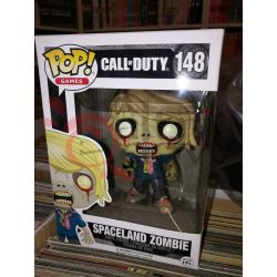 Spaceland Zombie 148   POP Games Funko Action Figure