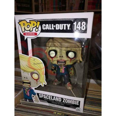 Spaceland Zombie 148   POP Games Funko Action Figure