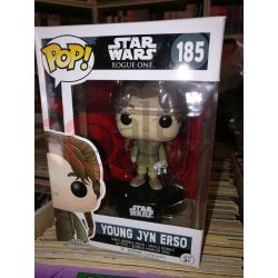 Young Jyn Erso 185   POP Funko Action Figure