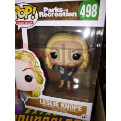 Leslie Knope 498   POP Television Funko Action Figure