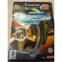 Need For Speed Underground 2    Pal Nintendo Gamecube