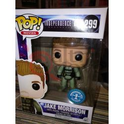 Jake Morrison 299   POP Games Funko Action Figure