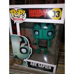 Abe Sapien 03   POP Comics Funko Action Figure