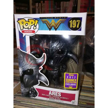 Ares 197   POP Heroes Funko Action Figure