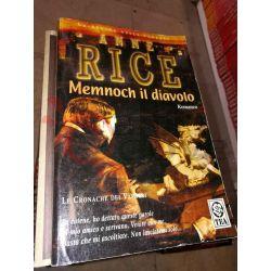Memnoch il diavolo  RICE Anne   TEA Romanzo