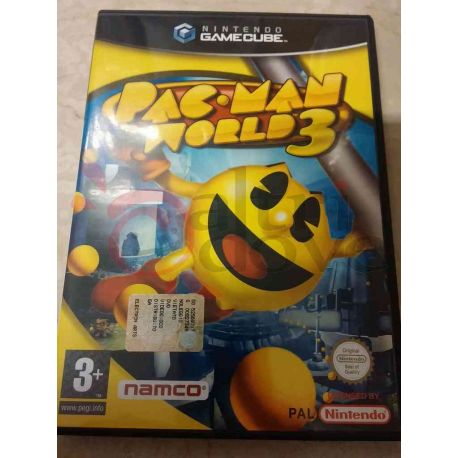 Pacman World 3    Pal Nintendo Gamecube