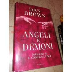 Angeli e demoni  BROWN Dan   Mondadori Romanzo