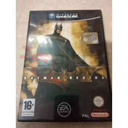 Batman Begins    Pal Nintendo Gamecube